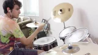 Unison Square Garden - Sugar Song And Bitter Step [ドラム叩いてみた] Drum Cover (Kakkai Sensen ED)