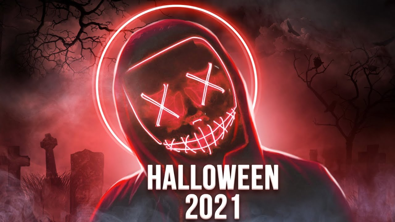Download HALLOWEEN EDM PARTY MIX 2021 - Best Electro House & Future House Charts Music