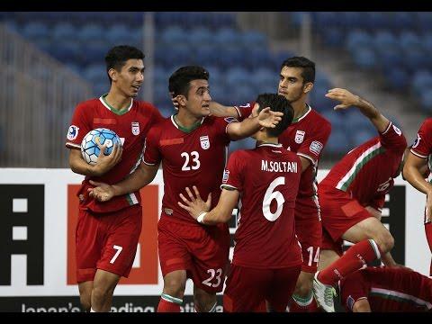 Yemen vs Iran (AFC U-19 Championship 2016: Group Stage)