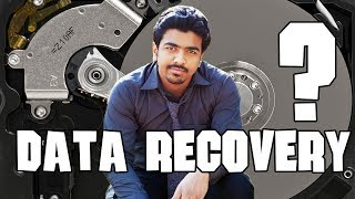 How Data Recovery Works | Data Recovery Software Explained | [Revealed] [Hindi/Urdu]