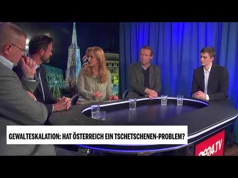 Tschetschenen und Gewalt in Österreich – die große Diskussion