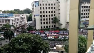 Buzzing city Dhaka: Dhaka city the most noisy and traffic logged city