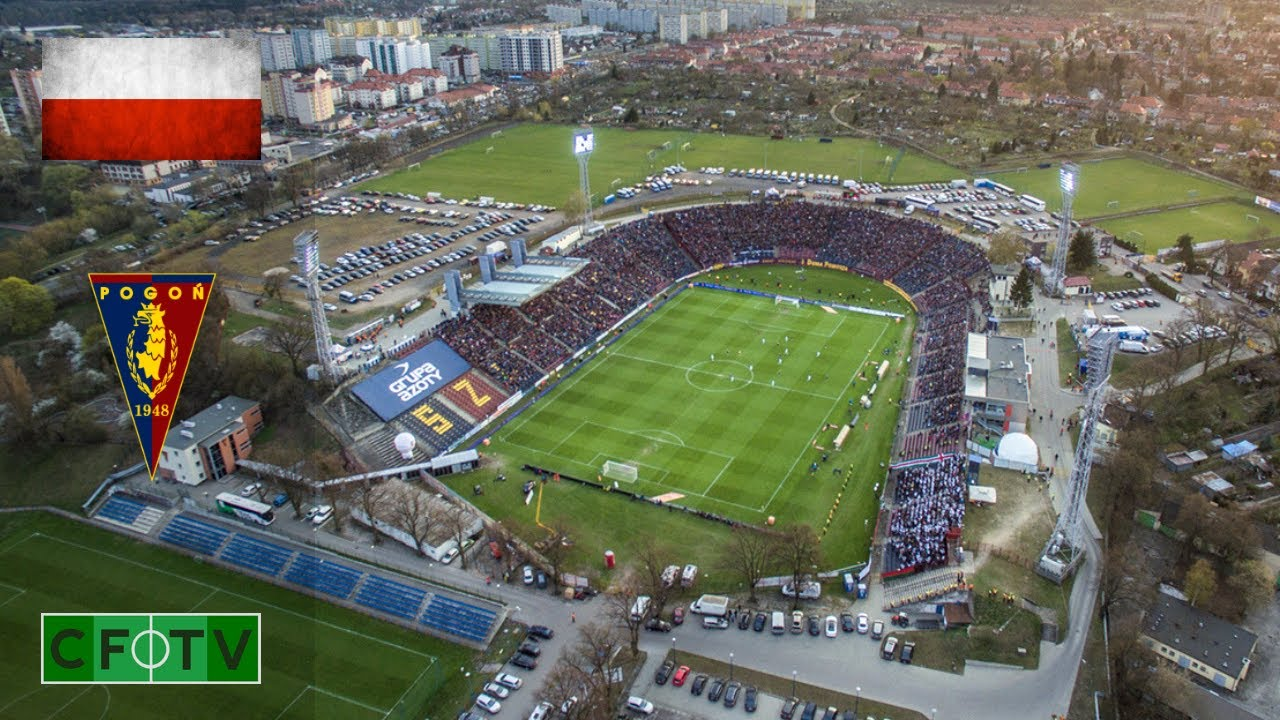 Pogon Stettin Stadion