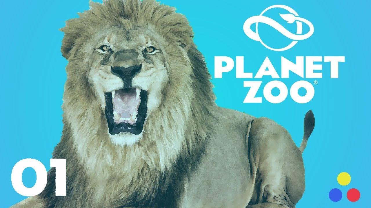 "Download Planet Zoo - ""Let's Build""   Franchise Mode   Episode #1 [Crashing]"