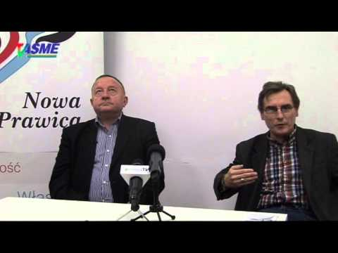 Walewszczyzna czyli polskie sutenerstwo patriotyczne - Stanisław Michalkiewicz i dr Jan Przybył