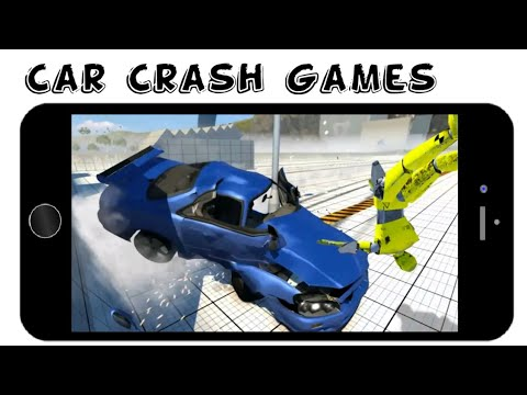 Top 10 Best Car Crash Mobile Games Android/IOS 2020