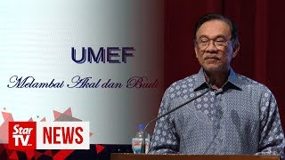 Anwar: Undergraduates from B40 group will benefit from endowment fund