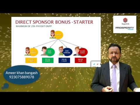 Super Life Compensation Plan hindi/urdu