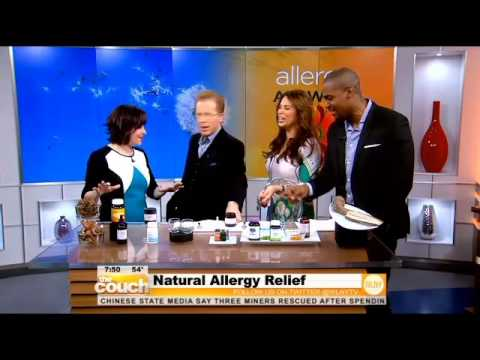 Natural Remedies For Allergies : CBSNY