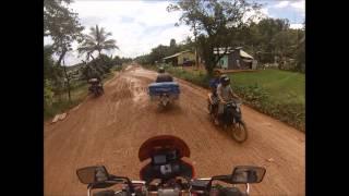 Kembara Trans Borneo Day 7 Serian - Pontianak Kalimantan Indonesia