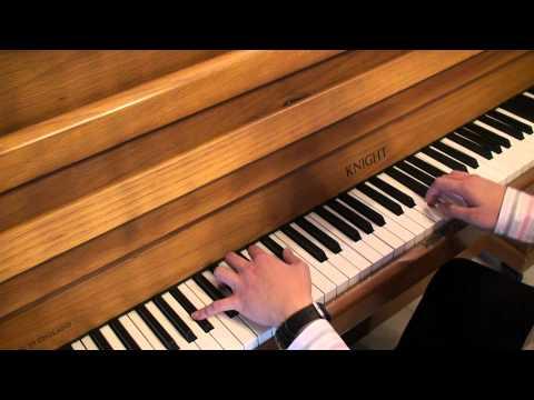 Shahir - Kebahagiaan Dalam Perpisahan Piano by Ray Mak