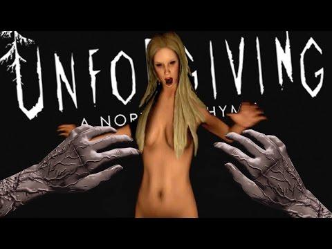TERRIFYING CAVE LADY - Unforgiving: A Northern Hymn