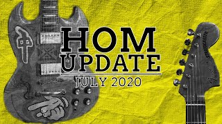 HANDS ON MUSIC UPDATE: July 2020