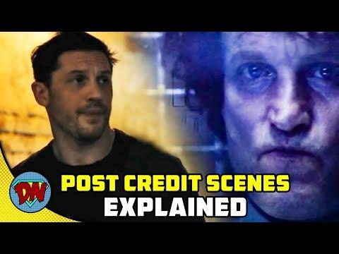 Venom Post Credit Scenes | Explained in Hindi