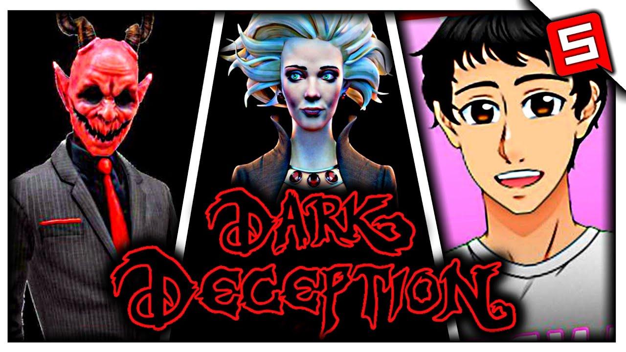 Dark Deception Multiplayer All New Characters Confirmed Dark Deception Monsters Mortals Gameplay Youtube