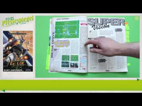 PIXELKITSCH Pressespiegel Januar 1993 / VIDEO GAMES Magazin