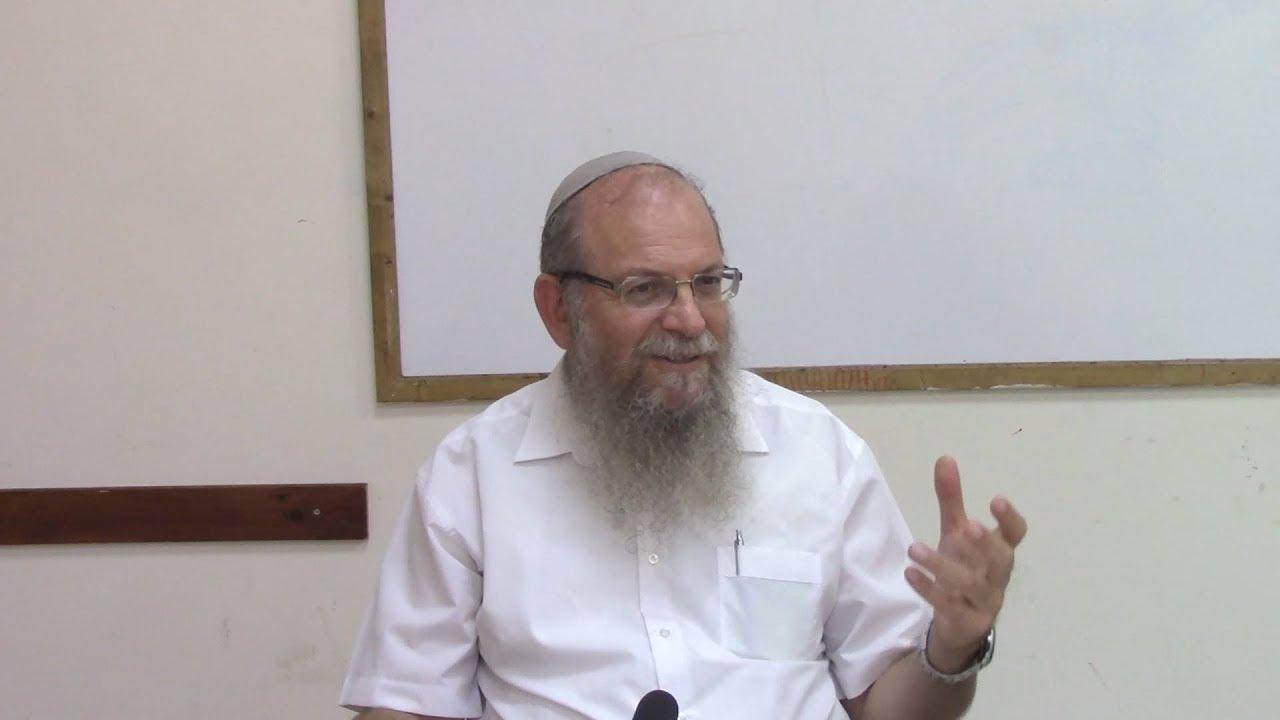 מחלקת התרבות - דגל ירושלים - הרב אברהם וסרמן