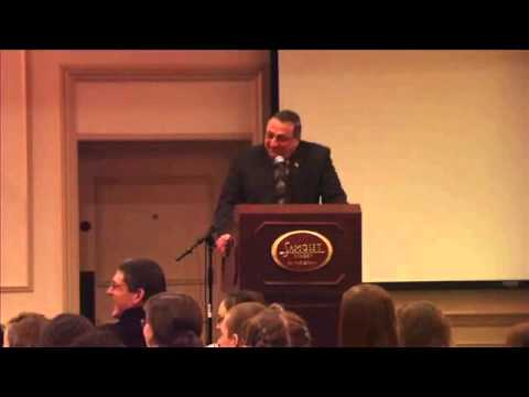 Gov. Paul LePage Q & A with Homeschoolers of Maine 3 of 3