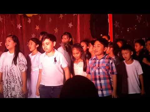 under thy wings christian academy  Got Talent  Grade 4 presentation