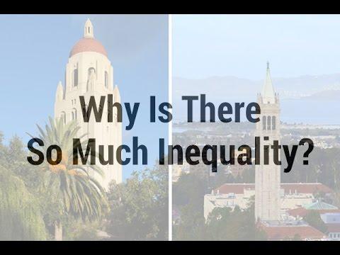 Inequality and Academic Achievement - Sean Reardon