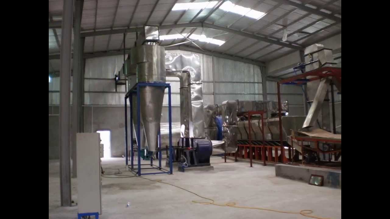 Salt Processing Plant Machinery S By Saraa Engineering