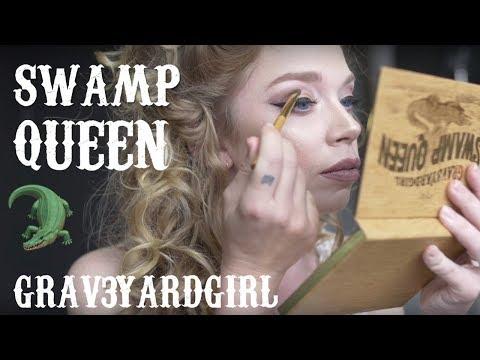 @grav3yardgirl swamp queen palette
