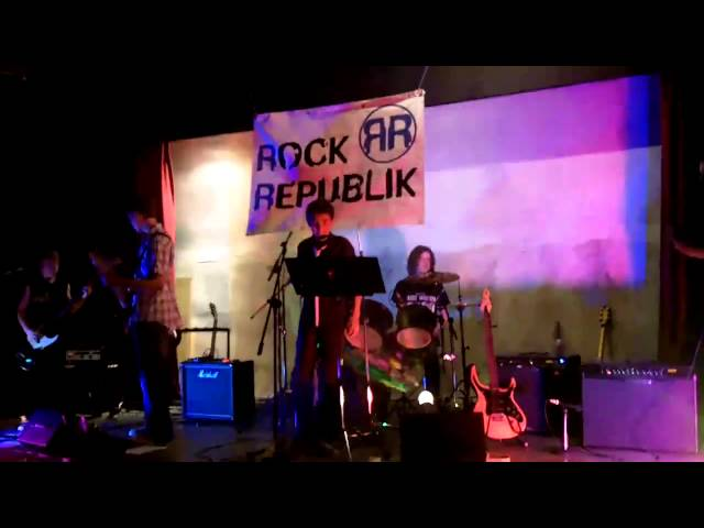 Rock Republik band performing live Travel Video