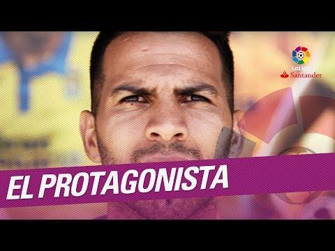 El Protagonista: Jonathan Viera, jugador UD Las Palmas