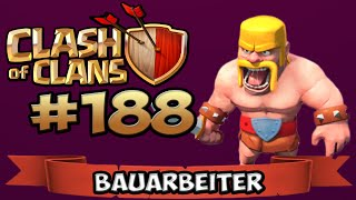 CLASH OF CLANS #188 ★ Die BAUARBEITER ★ Let's Play Clash of Clans