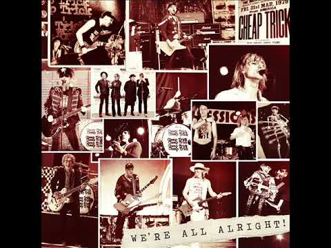 Cheap Trick - Floating Down