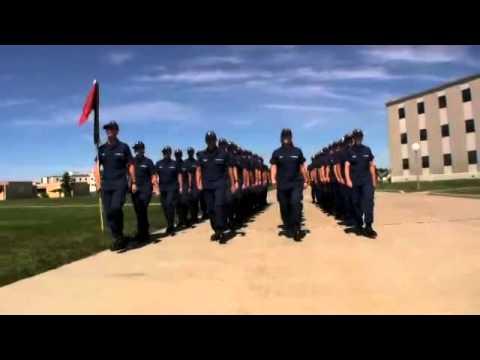 Coast Guard Cadence