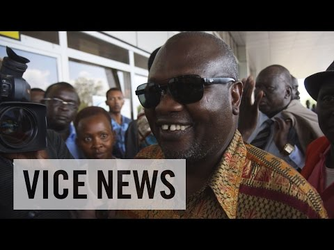 Rebel Leader Riek Machar Denied Permission to Return to Juba
