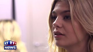 Louane émouvante sur la mort de ses parents