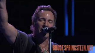 Bruce Springsteen - Working On A Dream (Live On Tour 2009)