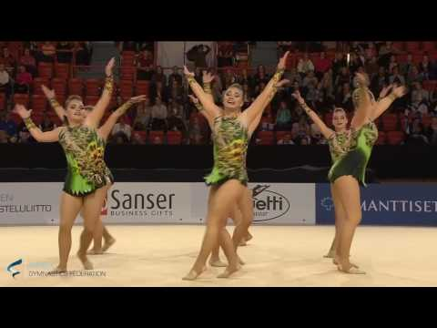 Junior National Team, FAO - AGG World Championships 2017 Helsinki