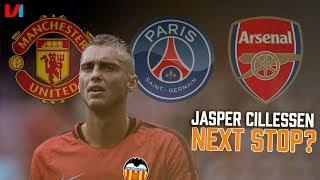De Toekomst Van Jasper Cillessen: Arsenal, Benfica, PSG, United of Valencia?