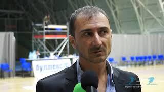 SportenPlovdiv TV: Асен Николов: Имахме 4 ситуации да спечелим мача в края