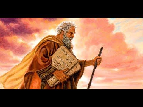 Iniciados De La Historia MOISES Profeta Del Judaísmo. Gnosis