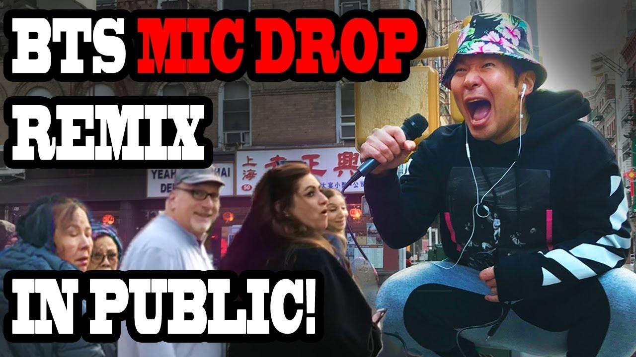 Bts Mic Drop Remix