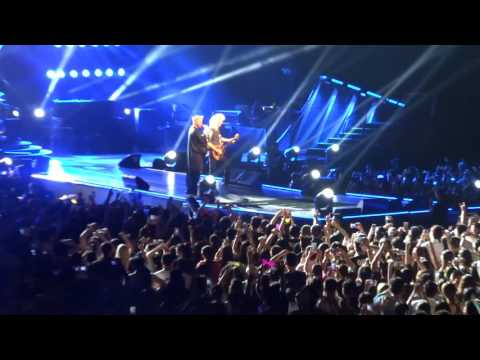 20160928 Queen Adam Lambert Shanghai Benz Arena Part 11