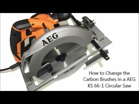 How to change the carbon brushes in a aeg ks 66 1 circular saw youtube how to change the carbon brushes in a aeg ks 66 1 circular saw keyboard keysfo Image collections