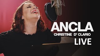 Christine de Clario da detalles de su nuevo tema Ancla ⚓