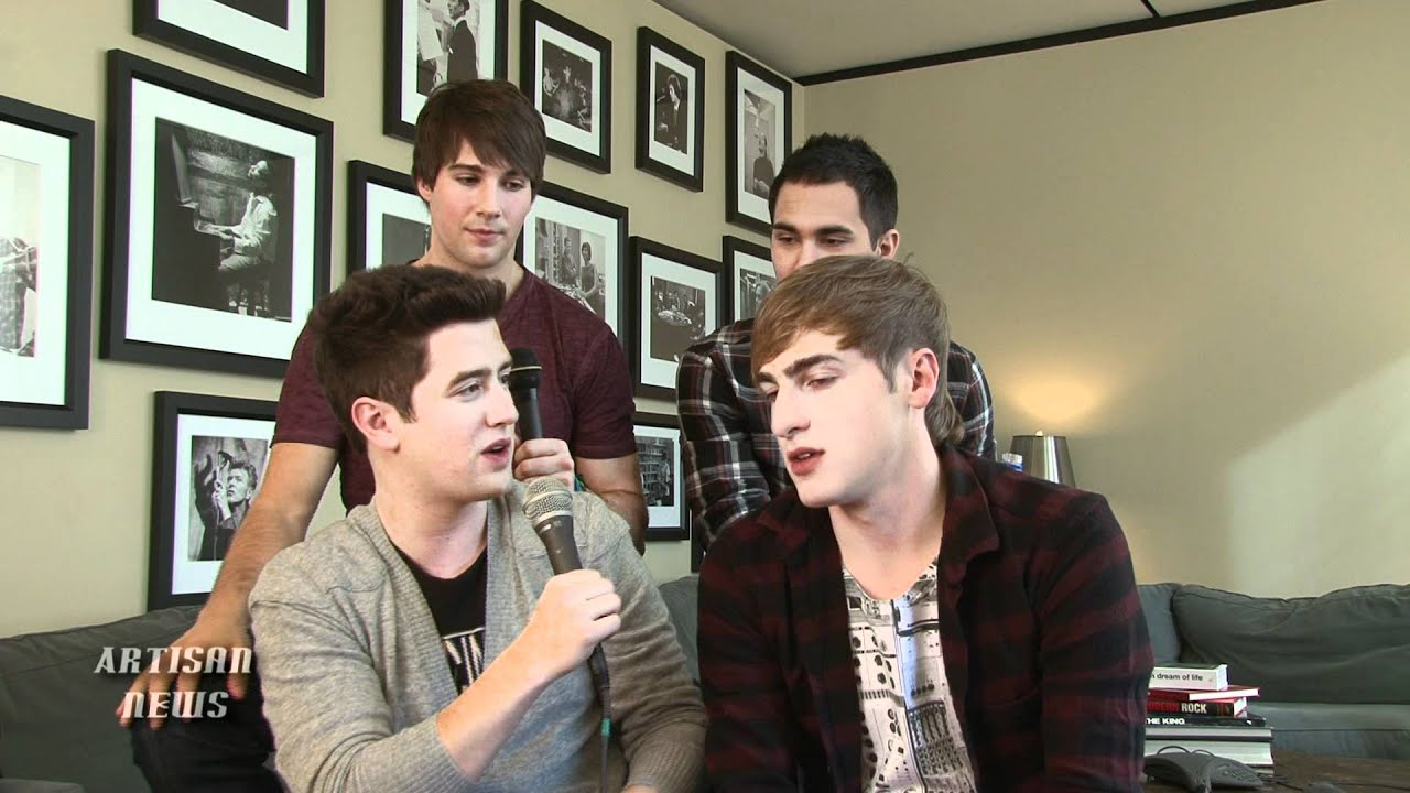 Big time rush go one direction for tour youtube kristyandbryce Images