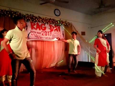 Tejgaon College Sociology Rag day-2017