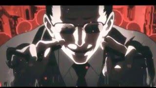 аниме клип на песню Lordi Hard Rock Hallelujah