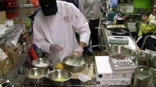Zabar's & C-CAP Cooking Demo - Mini Crab Cakes