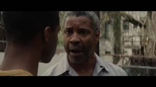 Um Limite Entre Nós - Trailer #2 HD [Denzel Washington, Viola Davis]