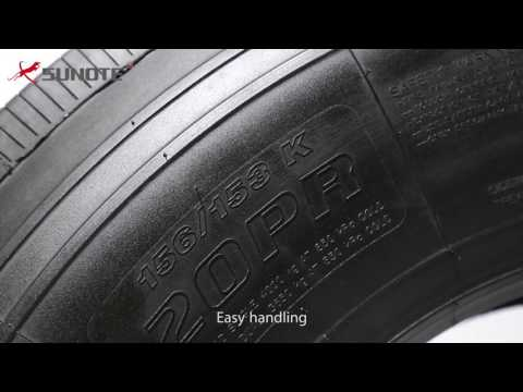 China car tyre SUNOTE brand PCR