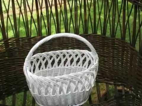 Pleteni Proizvodi Od Pruca - Willow Furniture & Baskets