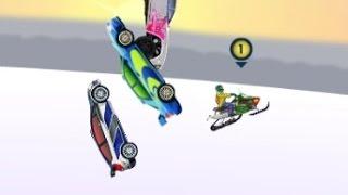 Winter Racing | Winter Car Racing games for kids | Mopixie.com